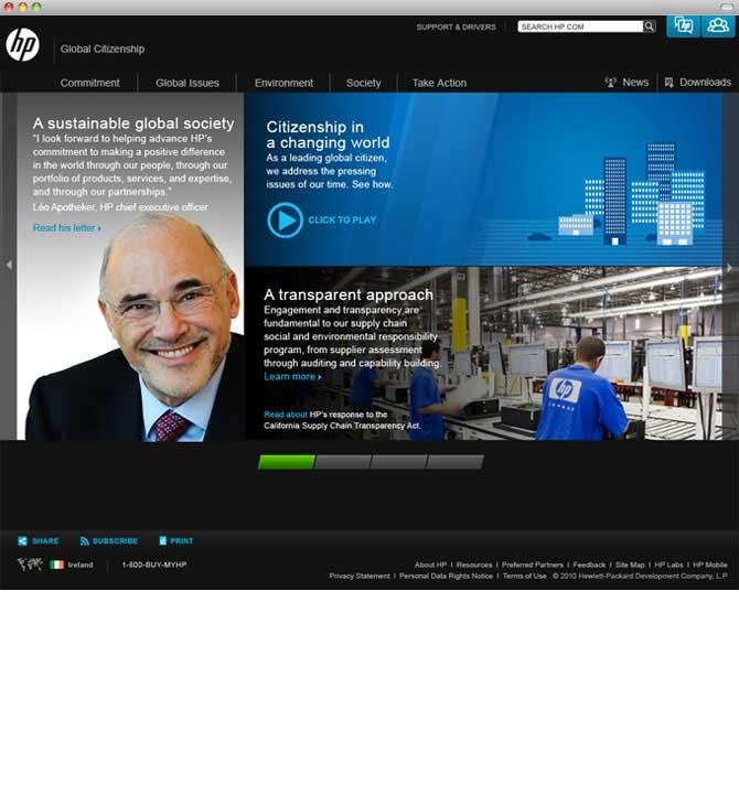 HP_Global Citizenship