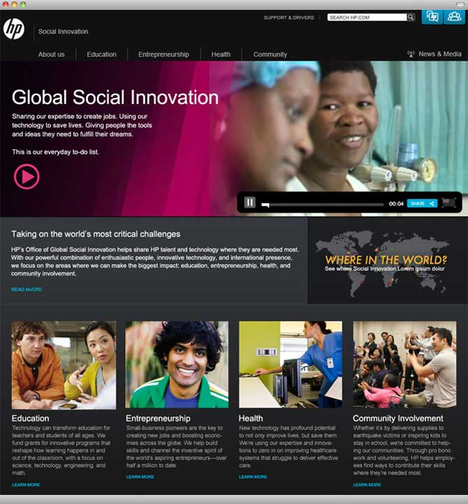 HP_Social Innovation